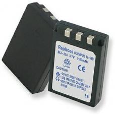 Olympus LI-10B 3.7v 1100mah Digital Camera Battery, BLI-224