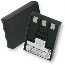 Canon NB-3L 3.7v 800mah Li-Ion Digital Camera Battery, BLI-233