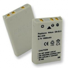 Nikon EN-EL5 3.7V 1000mah Digital Camera Replacement Battery, BLI-239