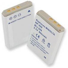 3.7v 800mAh Li-Ion Digital Camera Battery