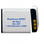 Sony NP-BG1 3.7V 925mAh Li-Ion Digital Camera Battery