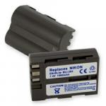 NIKON ENEL3E 7.4V 1500mAh Li-Ion Digital Camera Battery