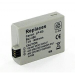 Canon LP-E5 7.4v 1080mah Digital Camera Battery, BLI-350