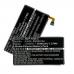Motorola DROID MINI 3.8V 1940mAh Li-Poly Cell Phone Battery, BLP-1203-2