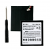 HTC ONE 3.7V 2000mAh Li-Poly Cell Phone Battery with tools, BLP-1284-2