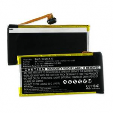 HTC One V 3.7v 1500mAh Li-Poly Cell Phone Battery, BLP-1360-105