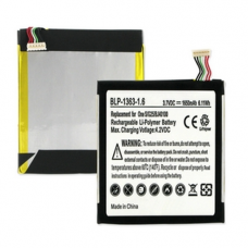 HTC ONE S 3.7V 1650mAh Li-Poly Cell Phone Battery, BLP-1363-106