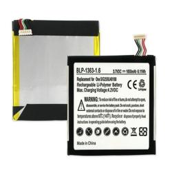 HTC ONE S 3.7V 1650mAh Li-Poly Cell Phone Battery, BLP-1363-106