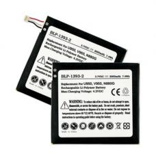 ZTE GRAND X PRO 3.7V 2000mAh Li-Poly Cell Phone Battery, BLP-1393-2