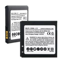 HTC DESIRE 300 3.8V Li-Poly 1500mAh Cell Phone Battery, BLP-1398-105