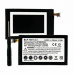 Motorola Droid Razr MAXX HD 3.8 volt 3300mAh Li-Poly Cell Phone Battery, BLP-1401-303