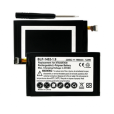 Motorola Droid Razr HD 3.8 volt 1900mAh Li-Poly Cell Phone Battery, BLP-1402-109