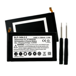 Motorola DROID ULTRA MAXX 3.8 volt 3500mAh Li-Poly Cell Phone Battery, BLP-1404-305