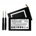 Motorola DROID ULTRA 3.8 volt 2130mAh Li-Poly Cell Phone Battery, BLP-1405-201