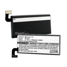 Nokia BP-6EW 3.7v 1800mAh Li-Poly Cell Phone Battery, BLP-1411-108