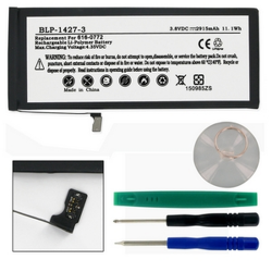 Apple iPhone 6 Plus 3.8V 2915mAh Li-Poly Cell Phone Battery with tools, BLP-1427-3