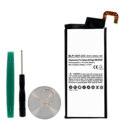Samsung GALAXY S6 EDGE 3.8V 2600mAh Li-Poly Cell Battery, BLP-1431-206