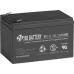 BB Battery, BP12-12T2, 12V 12Ah Sealed Lead Acid Battery