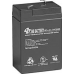 BB Battery, BP5-6T1, 6V 5Ah Sealed Lead Acid Battery