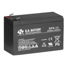 BB Battery, BP8-12T1, 12V 8Ah Sealed Lead Acid Battery