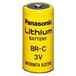 Panasonic BR-C 3V 5000mah  C Cell Lithium Battery, BR-CSSP
