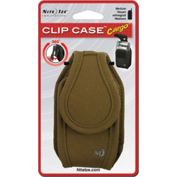 Nite Ize Cell Phone Cargo Holster, Medium Coyote CCCM-03-28