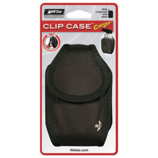 Nite Ize Clip Case Cargo Holster Wide Black CCCW-03-01