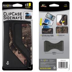 Nite Ize Clip Case Cargo Sideways Cell Phone Holster, XL Mossy Oak