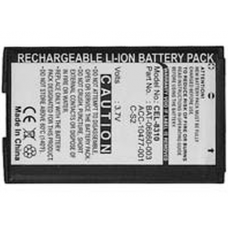 Blackberry Curve 8300 1000mAh Li-ION Cell Phone Battery, CEL-8310
