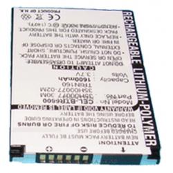 Vodafone GPS 3.6V 1600mAh Li-Polymer Battery