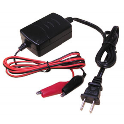 6V 1.3Amp 3 Stage Sealed Lead Acid Battery Smart Charger, CH-UNLA0613