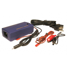 Smart Charger for 9.6V-18V NiMH/NiCd Battery Packs, CHUN-180