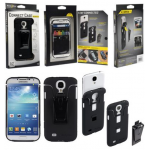 Nite Ize Connect Case for Samsung Galaxy S4, Black