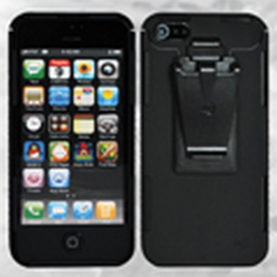iPhone 5/5S Connect Case Solid Black