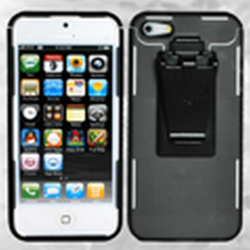 iPhone 5/5S Connect Case Translucent Smoke