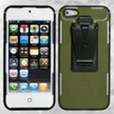 iPhone 5/5S Connect Case- Translucent Olive
