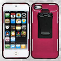 Nite Ize iPhone 5/5S Connect Case Translucent Cranberry