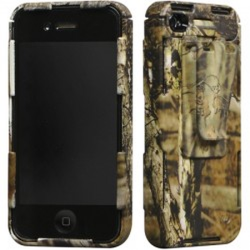 iPhone 5/5S Connect Case Solid Mossy Oak