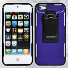 iPhone 5/5S Connect Case Translucent Purple