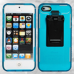 Nite Ize iPhone 5/5S Connect Case Translucent Turquoise