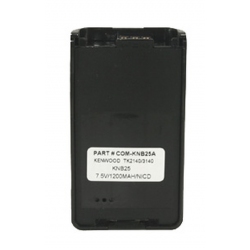 Kenwood KNB-25A 7.5V 1200mAh NiCad Replacement Two-Way Radio Battery, COM-KNB25A