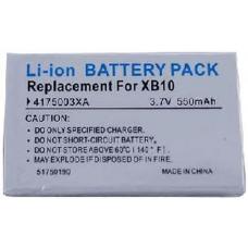 XACT 3.7v 550mah Two Way Radio Battery, COM-XB10