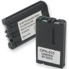 Empire UNIDEN BT0003 3.6V 800 mAh NiMH Cordless Phone Battery, CPH-510