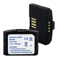 Sennheiser BA300 Headset Battery 3.6v 140mah Li-Poly, CPP-523