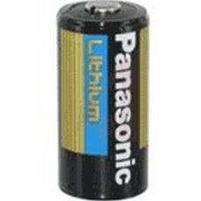 Panasonic 123A 3V Lithium Digital Camera Battery, Bulk CR123APA-B