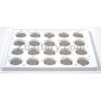 Renata CR2032-20 3V Lithium Coin Cell Battery, tray of 20