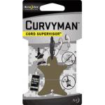 Nite Ize Curvyman Headphones Organizer CVM-03-28, Coyote