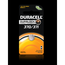 Duracell 370/371B Watch Battery (SR69, SR920), D370-371PK