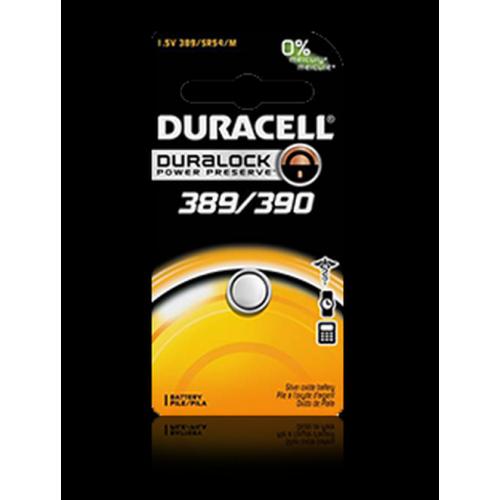 Zbattery Duracell 389 390b Watch Battery Sr54 Sr1130 Replacement
