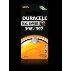 Duracell 396/397B Watch Battery (SR59, SR/TR726 Replacement)
